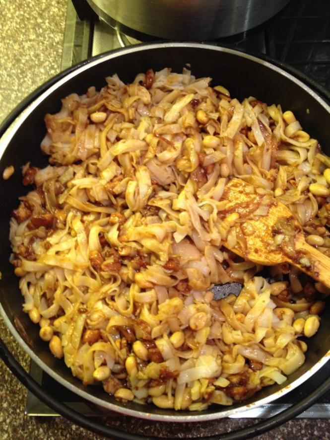 pad thai food thailand recipe kritie sood kritieeoh cooking