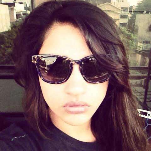 Kritieeoh kritie sood 100 days of happiness missoni sunglasses brand